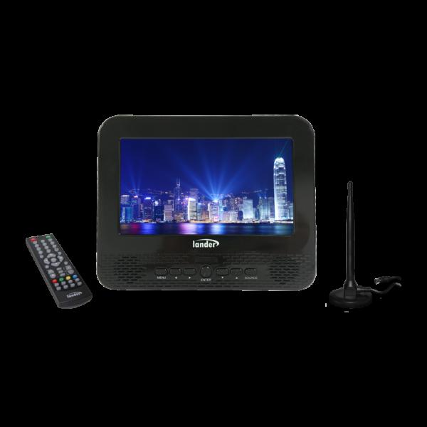 تلویزیون قابل حمل