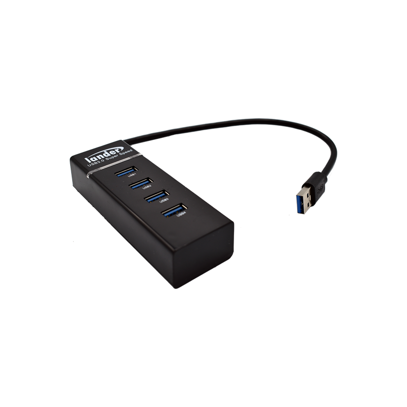 هاب 4 پورت USB3.0 لندر